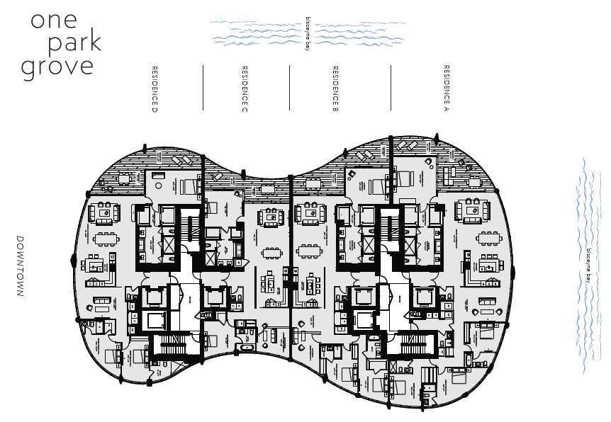 Click each Floor Plan below to enlarge Floor Plan PDF